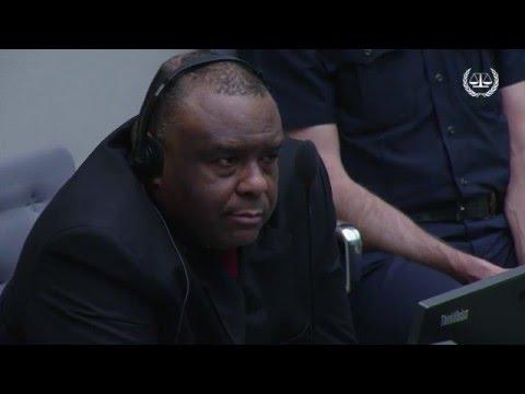 ICC Rules DRCongo Ex-Leader Guilty Of War Crimes