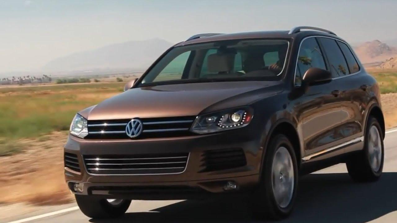 Обзор Авто Volkswagen Touareg 2014! Тест драйв, Интерьер ...
