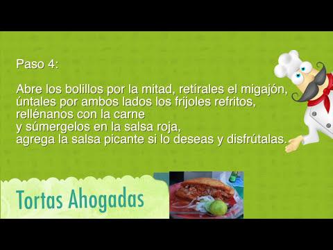 Receta de Tortas ahogadas Jaliscienses - RecetasConAmor.com