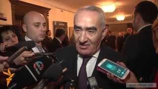Patgamavor Gagik Tsarukyani «bolor bacakayutyunnern anhargeli en»