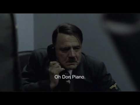 Hitler phones the talking cat