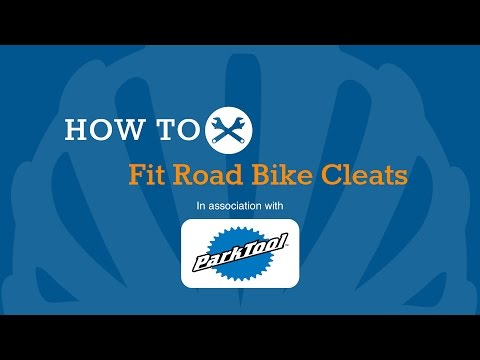 How To Fit Road Bike Cleats