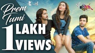 Prem Tumi - Abhradipta   Debasish   Oishik   Diya   Sayak - 2017 - 4K New Bengali Song