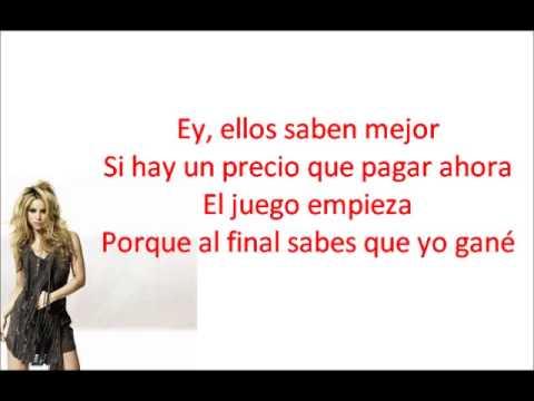 Shakira - Spotlight (en español)