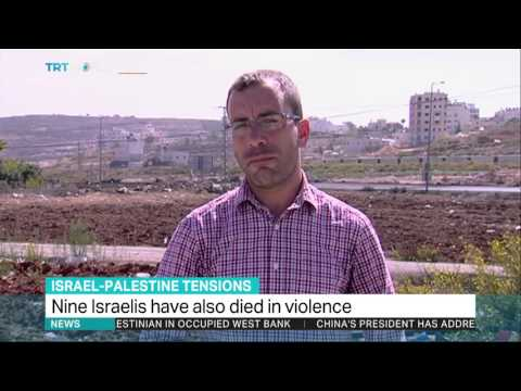 TRT World: Mohannad Alami reports from the Occupied West Bank over Israel-Palestine tension
