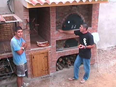 Horno de leña de la familia Pérez Alonso, 2/2 Parte