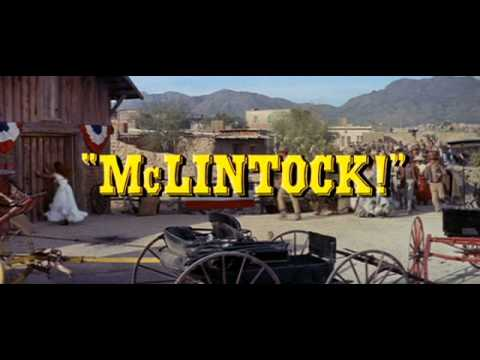 McLintock! is listed (or ranked) 46 on the list The Best Western Movies