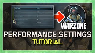 Modern Warfare - Best Settings To Boost FPS & Improve Performance - PC