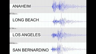 7.1 earthquake shakes Southern California 1 day after magnitude 6.4 quake    ABC7