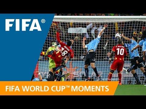 World Cup Moments: Luis Suarez