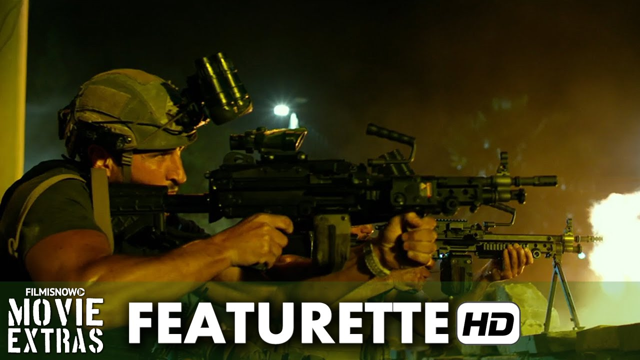 13 Hours: The Secret Soldiers of Benghazi (2016) Featurette - The Men Who Lived It