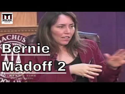Too Good to be True- The Rise and Fall of Bernie Madoff - part 2