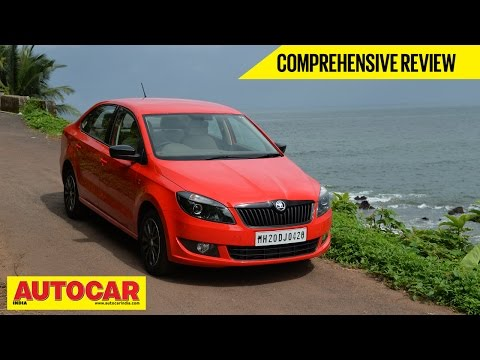 2014 Skoda Rapid Diesel Automatic | Comprehensive Review | Autocar India