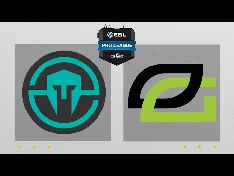 CS:GO - Immortals vs. OpTic [Overpass] Map 2 - ESL Pro League Season 5 - NA Matchday 5