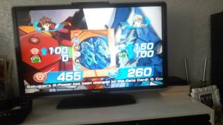 Bakugan Battle Brawlers CostumVSCostum
