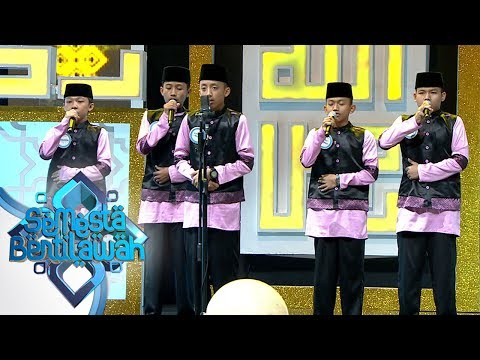 Merdunya! Ponpes Al Quraniyah QS At Takaatsur Ayat 1-8 - Semesta Bertilawah Episode 4