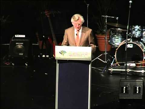 David Wilkerson (Perth 2004) - A Christian's Response to Calamity - Part 1