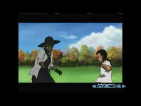 Boondocks Season 3 Ep 5   Naruto Ep 30 Fight Scene Comparison Hd video