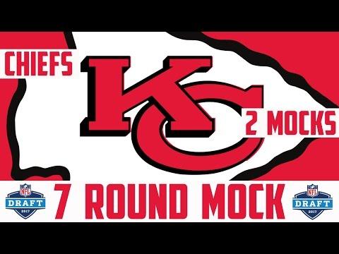 2017 Kansas City Chiefs 7 Round Mock Draft Chiefs 7