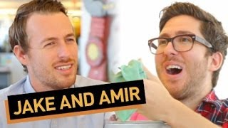 Jake and Amir: Couch for Sale