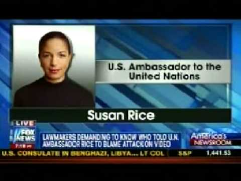 America's Newsroom on the Libya Embassy Attack