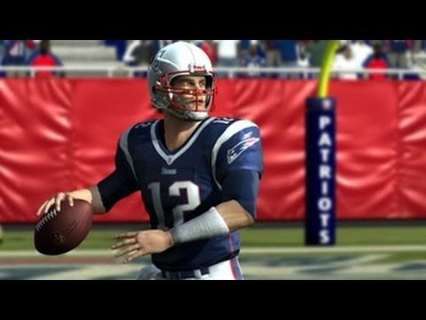 MADDEN NFL- GAME OF THE MILLENNIUM - PATRIOTS VS PANTHERS