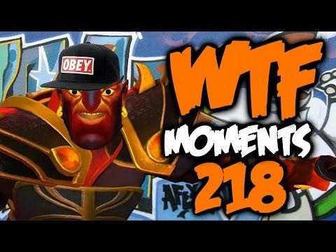 Dota 2 WTF Moments 218