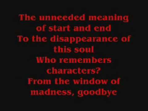 INSaNiTY-Miki & Kaito-English Lyrics On Screen