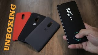 OnePlus 6T unboxing, first impression (Hindi) – improved OnePlus 6
