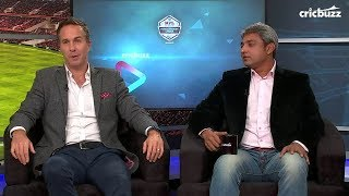 Good to see Rayudu showing some sense of humour - Michael Vaughan