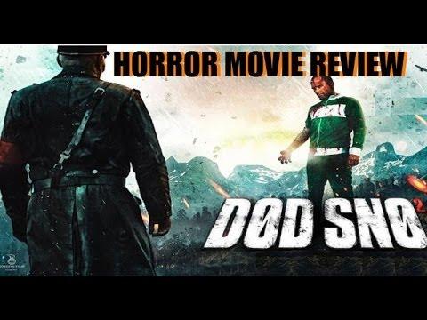 DEAD SNOW 2 : RED VS DEAD aka Død Snø 2 (2014 ) Horror Movie Review
