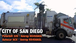 ESD - Autocar & Peterbilt Amreps (Trash)