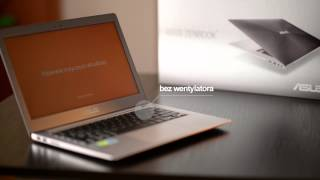 "Unboxing and first look - Ultrabook 13,3"" ASUS Zenbook UX303LN"