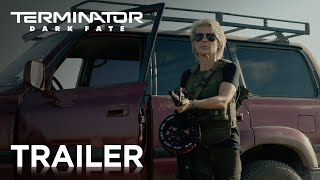 TERMINATOR DARK FATE | OFFICIAL HD TRAILER #1 | 2019