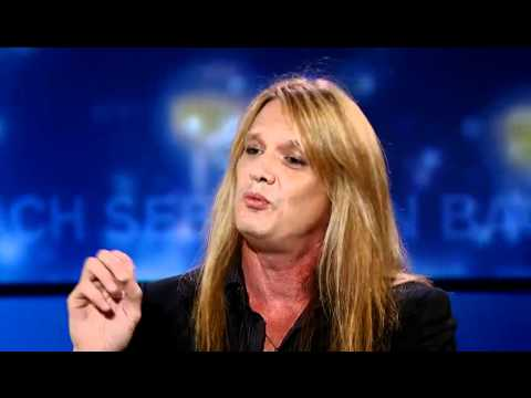 Sebastian Bach, on his fight with George