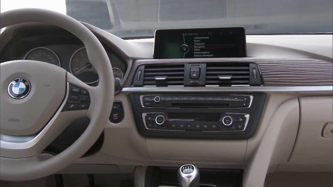 2012 Bmw 3 Series Interior 320d Modern Line Youtube