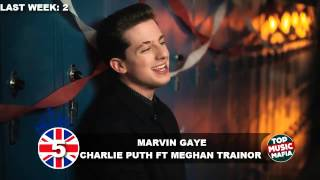 Top 10 Songs of The Week - September 5, 2015 (UK BBC CHART)