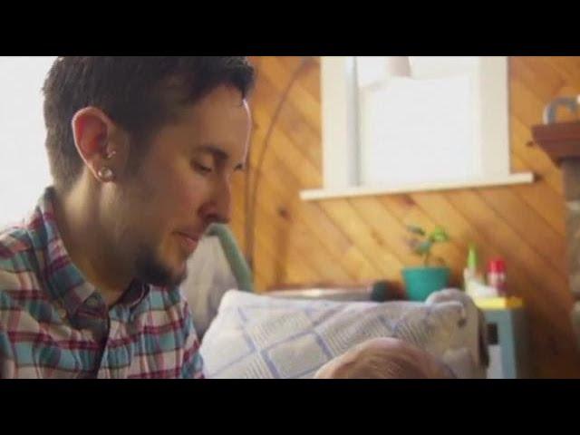Transgender man gave birth to baby