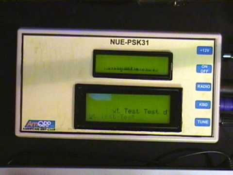 NUE-PSK Prototype Demonstration