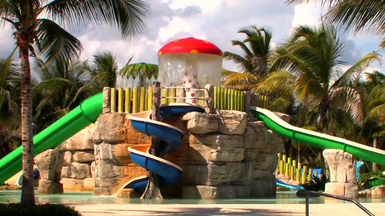 Family Fun At The Barcel 243 Maya Beach Resort Youtube