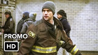 """Chicago Fire 6x13 Promo """"Hiding Not Seeking"""" (HD) Chicago PD Crossover"""