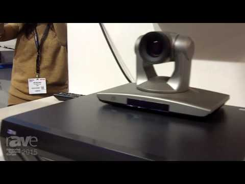 ISE 2015: ZTE Showcases Their Videoconferencing Systems