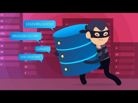 Безопасность и взлом баз данных [GeekBrains]