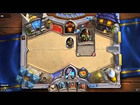 Hearthstone: Heroes of Warcraft - краткий обзор игры #1