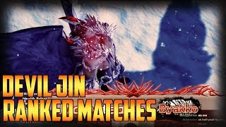 TEKKEN 7 | Devil Jin Destroys Ranked, Byakko Triumph!