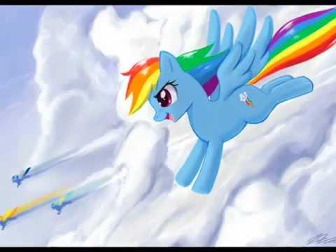 MLP:FiM - Rainbow Dash Tribute