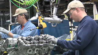 Toyota Engines Production