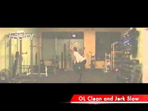 Base Exercise OL Lift Clean and Jerk SLOW Image 1