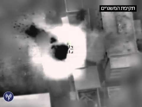 Hamas fires from school compound, IAF destroys launchers
