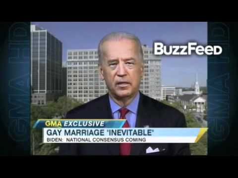 Joe Biden: Gay Marriage is Inevitable